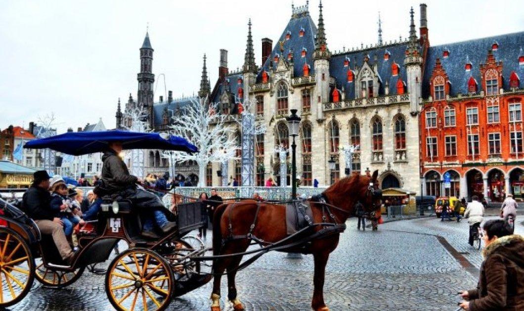 Απολαύστε τη μαγεία των Χριστουγέννων στην πιο παραμυθένια πόλη της Ευρώπης, τη βελγική Bruges! (φωτό) - Κυρίως Φωτογραφία - Gallery - Video