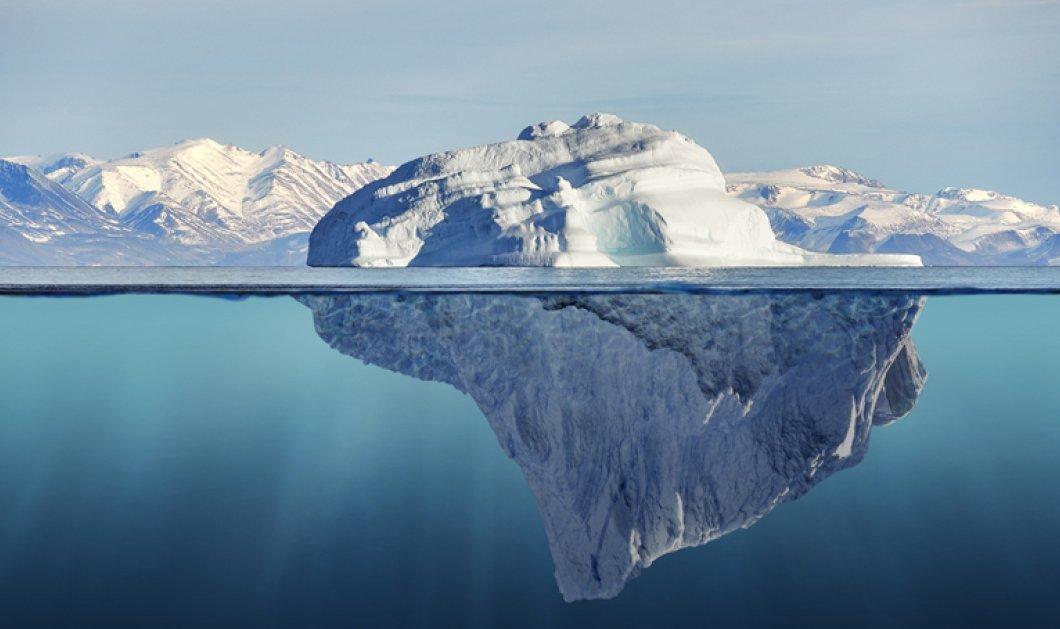 Ένα τεράστιο παγόβουνο, 85 φορές μεγαλύτερο από το Μανχάταν, ετοιμάζεται να αποκολληθεί στην Ανταρκτική - Κυρίως Φωτογραφία - Gallery - Video