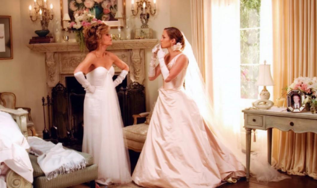 Story: 25άρα αγοράζει για τον γάμο της κόρης του άνδρα της το ίδιο φόρεμα με την πρώην σύζυγο του! - Κυρίως Φωτογραφία - Gallery - Video