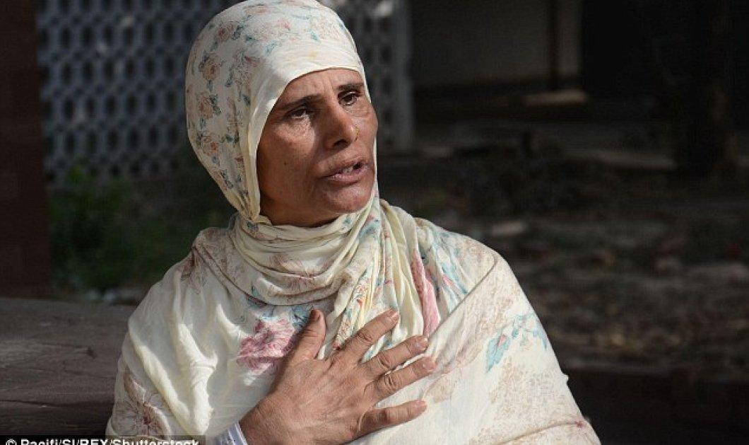 Σε θάνατο καταδικάστηκε η μητέρα που έκαψε την κόρη της γιατί διαφωνούσε με τον άντρα που θα παντρευόταν - Κυρίως Φωτογραφία - Gallery - Video