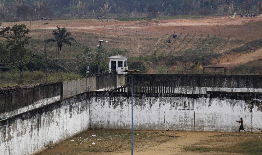 Νέα φρίκη στις φυλακές της Βραζιλία: Μέλη συμμορίας αποκεφάλισαν και αφαίρεσαν τις καρδιές από 33 συγκρατούμενους τους - Κυρίως Φωτογραφία - Gallery - Video