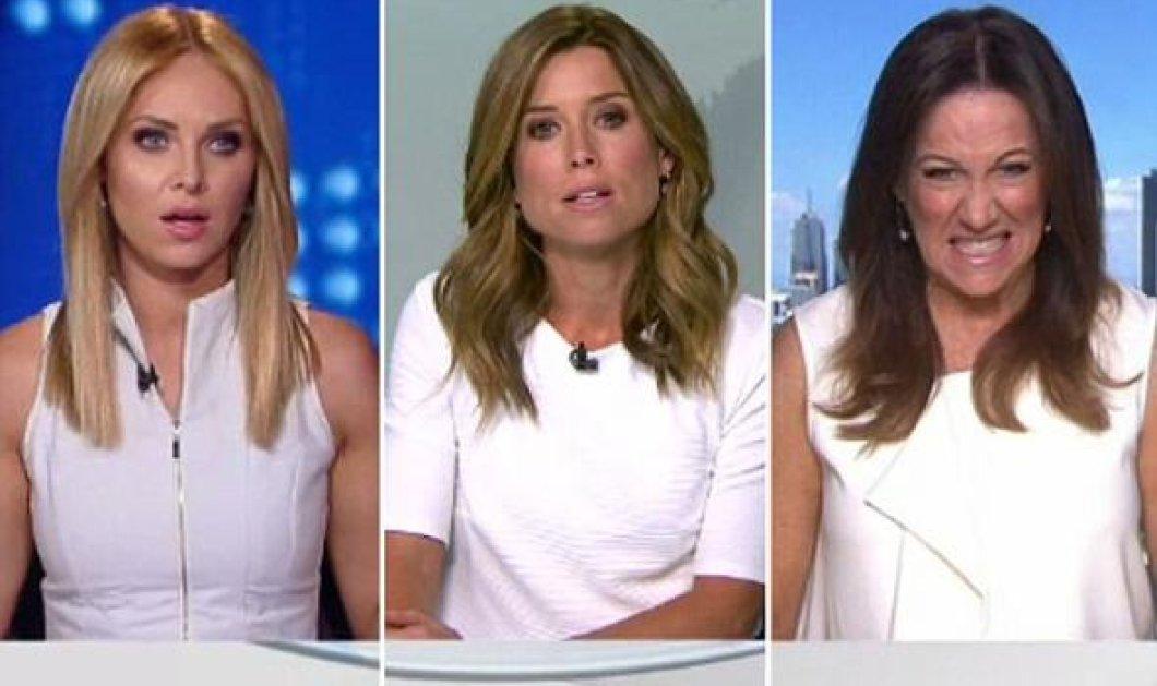 Ξεκατινιάστηκαν στον αέρα επί ώρα : Παρουσιάστρια απαίτησε από δημοσιογράφο να... αλλάξει ρούχα λίγο πριν το δελτίο ειδήσεων - Κυρίως Φωτογραφία - Gallery - Video