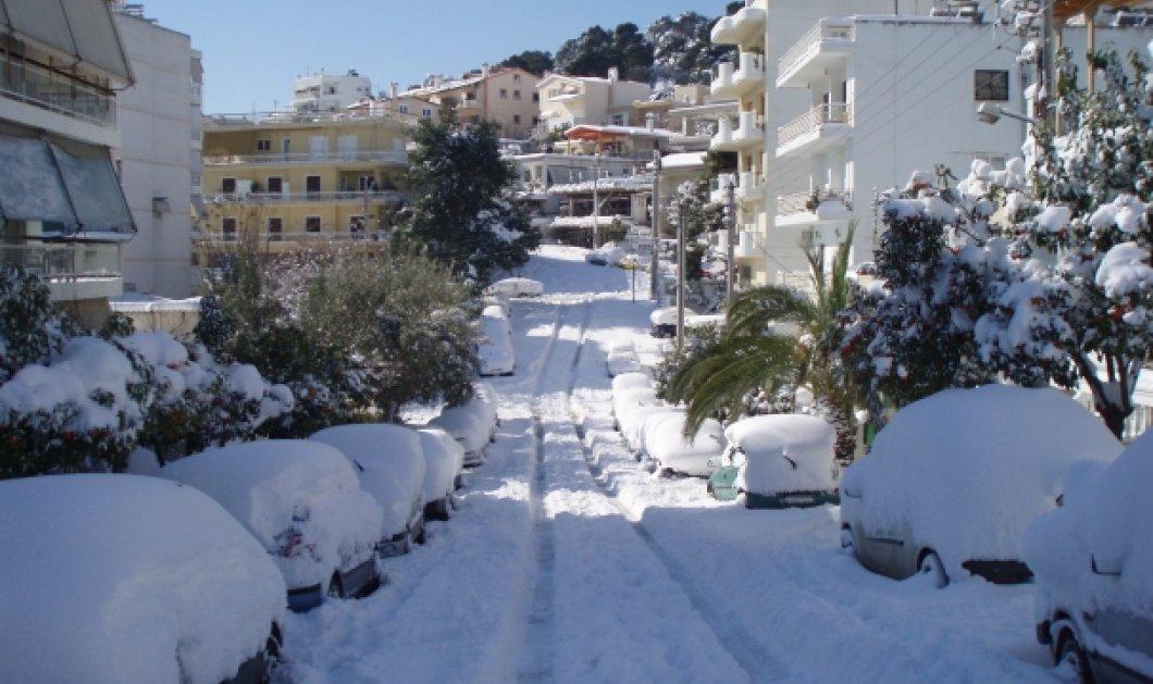 Νέο κύμα χιονιά και κακοκαιρίας για τις επόμενες ημέρες  – Τι προβλέπει η ΕΜΥ; - Κυρίως Φωτογραφία - Gallery - Video