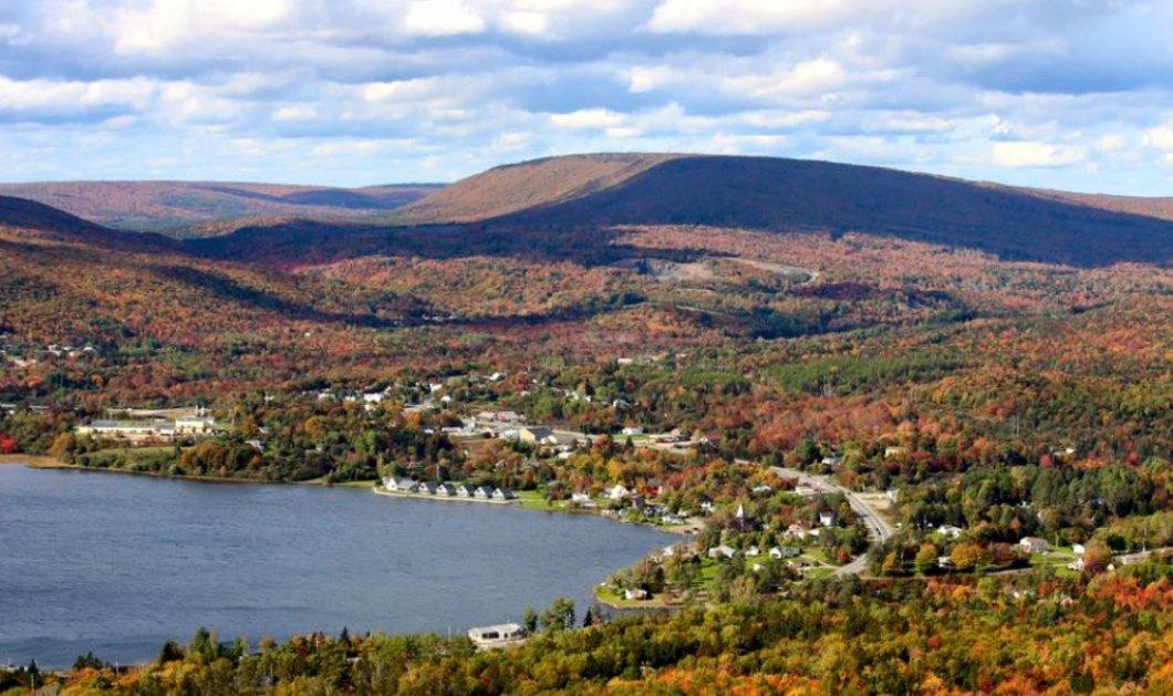 Αυτό το μικρό χωριό στον Καναδά προσέφερε δουλειά και δωρεάν γη σε όποιον μετακόμιζε εκεί  - Κυρίως Φωτογραφία - Gallery - Video