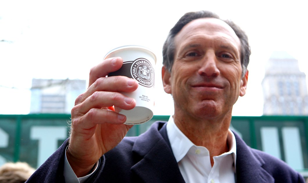 """Ο Mr Starbucks χτυπάει τον Τραμπ στην """"καρδιά"""": ''θα προσλάβω 10.000 πρόσφυγες'' - Κυρίως Φωτογραφία - Gallery - Video"""