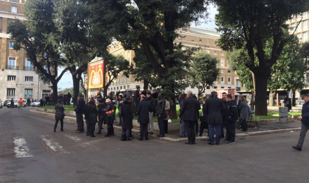 Τρεις ισχυροί σεισμοί χτύπησαν την κεντρική Ιταλία - Εκκενώνεται το μετρό της Ρώμης & το προεδρικό μέγαρο  - Κυρίως Φωτογραφία - Gallery - Video