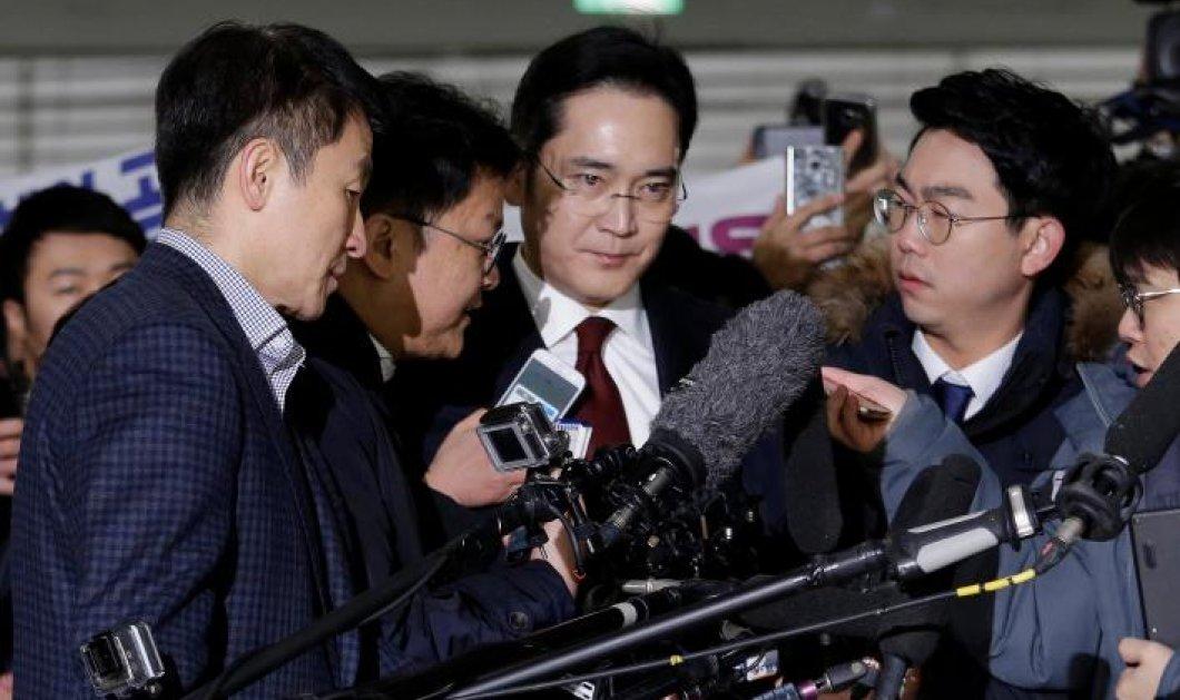 Νότια Κορέα: Γλίτωσε την φυλακή για διαφθορά ο πρόεδρος της Samsung - Την σύλληψη του προτείνει ο εισαγγελέας - Κυρίως Φωτογραφία - Gallery - Video