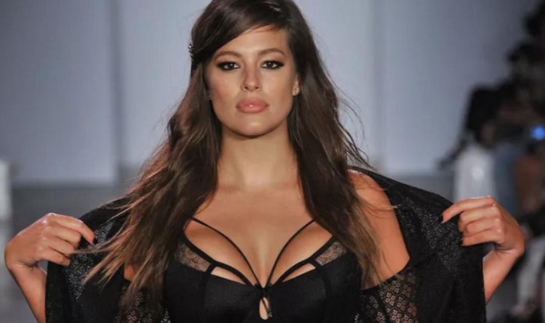 To διάσημο μοντέλο για παχουλές Ashley Graham παρουσιάζει σούπερ σέξυ εσώρουχα για τον Άγιο Βαλεντίνο  - Κυρίως Φωτογραφία - Gallery - Video