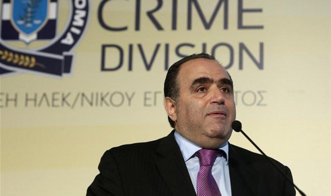 """Αποστρατεύθηκε η """"ψυχή"""" της Δίωξης του Ηλ. Εγκλήματος Μανώλης Σφακιανάκης - Ποιοι αξιωματικοί προάγονται - Κυρίως Φωτογραφία - Gallery - Video"""