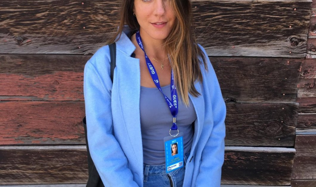 Top Woman η Δ. Ματζιαράκη: Είναι υποψήφια για Όσκαρ -  Γύρισε ντοκιμαντέρ με θέμα τους πρόσφυγες - Κυρίως Φωτογραφία - Gallery - Video