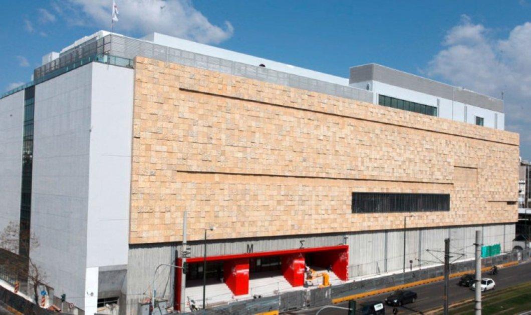 Good news: Guardian - Το Εθνικό Μουσείο Σύγχρονης Τέχνης ανάμεσα στα 10 κορυφαία νέα μουσεία για το 2017  - Κυρίως Φωτογραφία - Gallery - Video