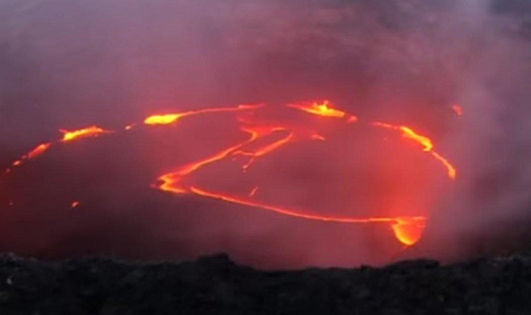 Βίντεο: Εντυπωσιακές εικόνες από την έκρηξη του ηφαιστείου Κιλαουέα στη Χαβάη - Κυρίως Φωτογραφία - Gallery - Video