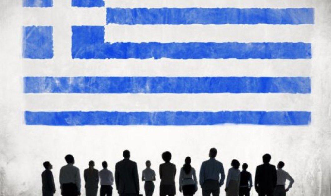 WSJ: 3,7 εκατ. άνθρωποι εργάζονται αυτήν την στιγμή στην Ελλάδα από τα 11 εκατ - Κυρίως Φωτογραφία - Gallery - Video