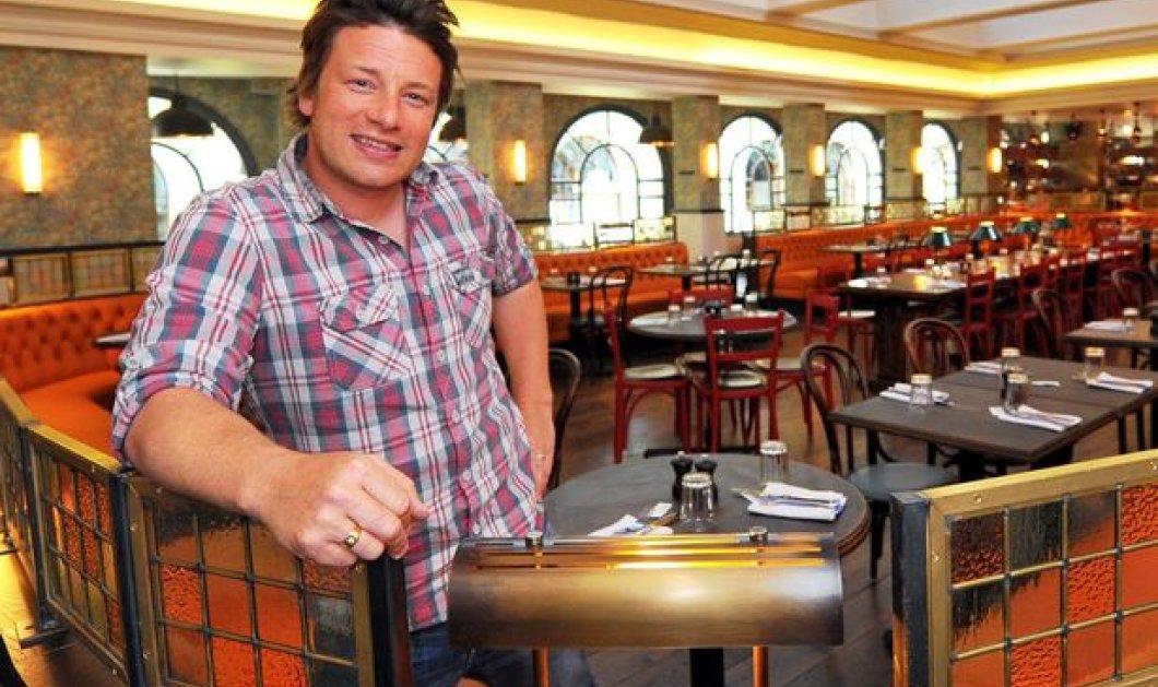 Ο Τζέϊμι Όλιβερ θα κλείσει 6 εστιατόρια λόγω του Brexit στην Μεγ. Βρετανία  - Κυρίως Φωτογραφία - Gallery - Video