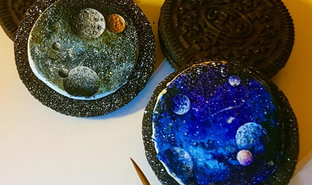 Ο Τούρκος καλλιτέχνης Hasan Kale ζωγραφίζει  πάνω σε μπισκότα και μας αφήνει με το στόμα ανοιχτό... - Κυρίως Φωτογραφία - Gallery - Video