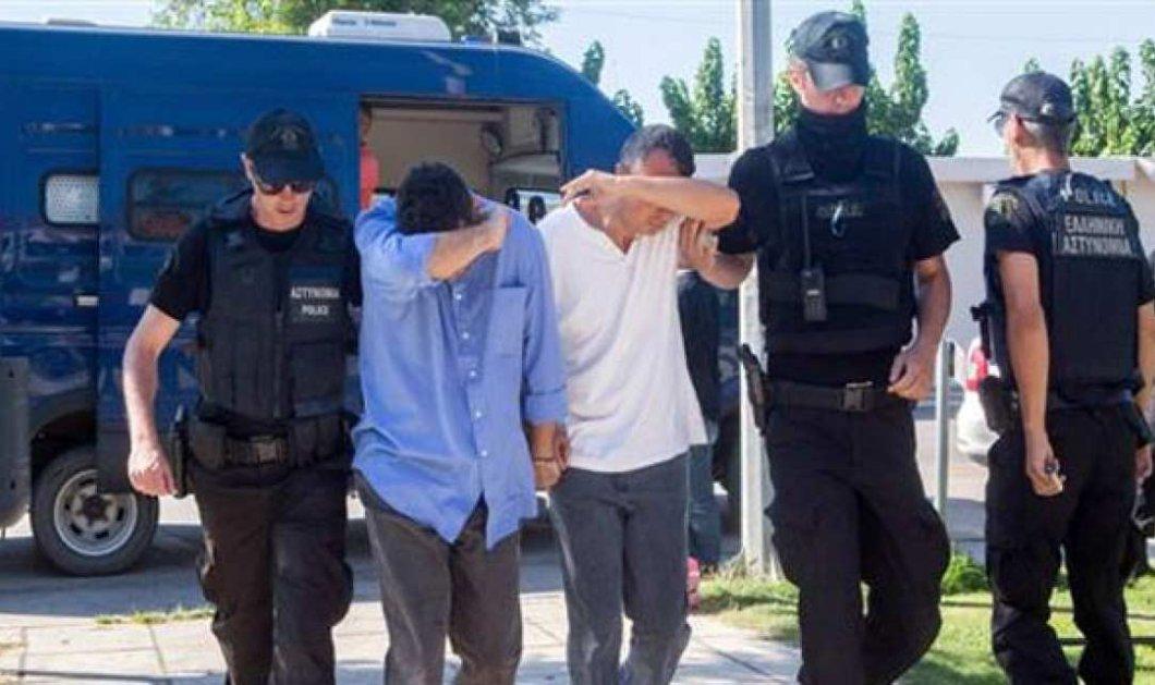 Ξεκινά σήμερα στον Άρειο Πάγο η εκδίκαση των αιτημάτων αναίρεσης των αποφάσεων για τους 8 Τούρκους αξιωματούχους - Κυρίως Φωτογραφία - Gallery - Video