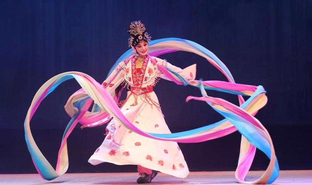 Η κινέζικη Wu Όπερα στο θέατρο Πάνθεον - Δείτε όλη την περιοδεία  - Κυρίως Φωτογραφία - Gallery - Video