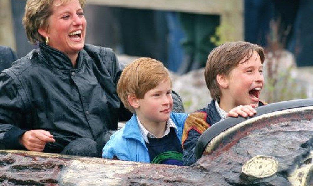 Ουίλιαμ και Χάρι βγάζουν νοκ άουτ τη γιαγιά βασίλισσα Ελισάβετ! Η μαμά Νταϊάνα ξανά στο παλάτι!   - Κυρίως Φωτογραφία - Gallery - Video
