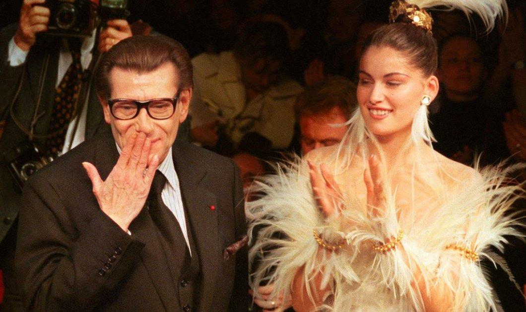Yves Saint Laurent: Δύο νέα μουσεία στη μνήμη του Γάλλου μάγου της μόδας -Παρίσι & Μαρακές   - Κυρίως Φωτογραφία - Gallery - Video
