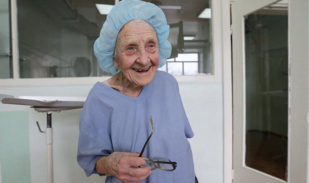 Top woman η Ρωσίδα 89 ετών Χειρουργός: Κάνει 4 χειρουργεία την ημέρα και συνεχίζει - Φώτο   - Κυρίως Φωτογραφία - Gallery - Video