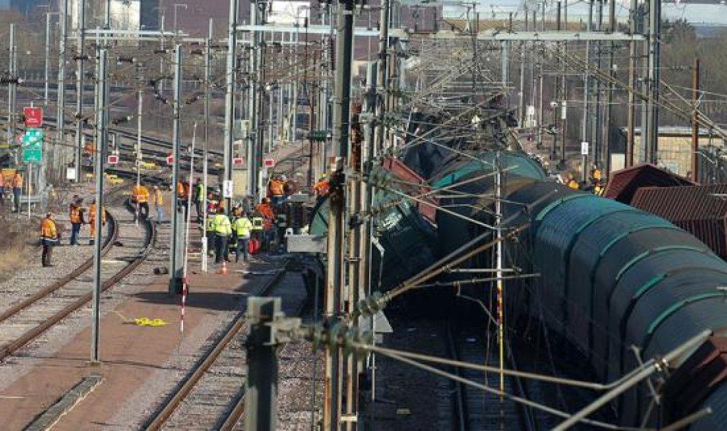Σύγκρουση τρένων στο Λουξεμβούργο - Τουλάχιστον 6 τραυματίες - Φώτο  - Κυρίως Φωτογραφία - Gallery - Video