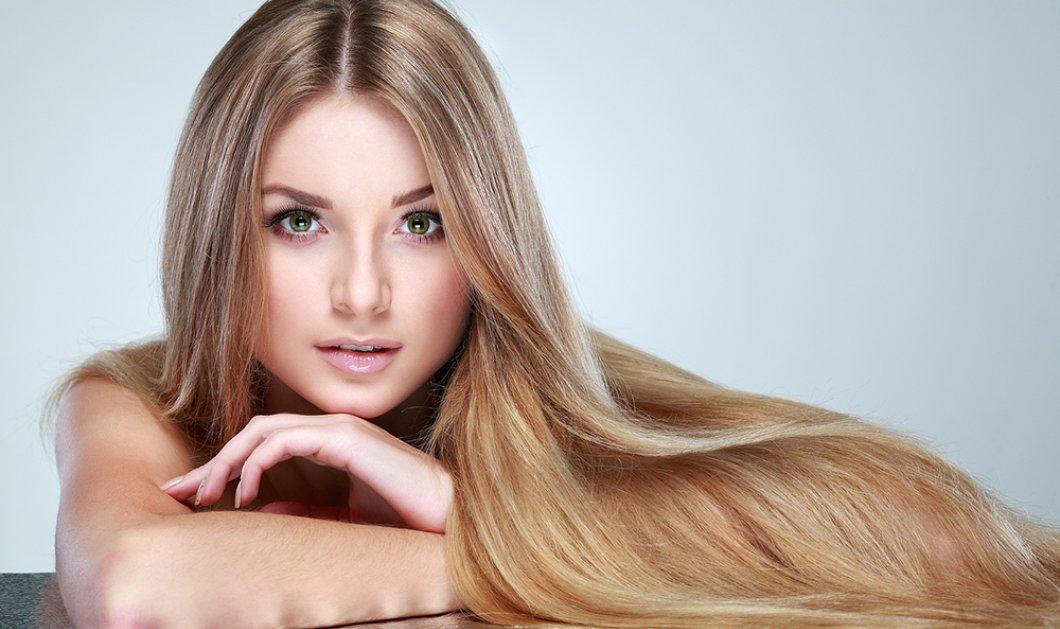 Πώς να φτιάξετε τη δική σας μάσκα για πιο δυνατά μαλλιά; Βάλτε σησαμέλαιο! - Κυρίως Φωτογραφία - Gallery - Video