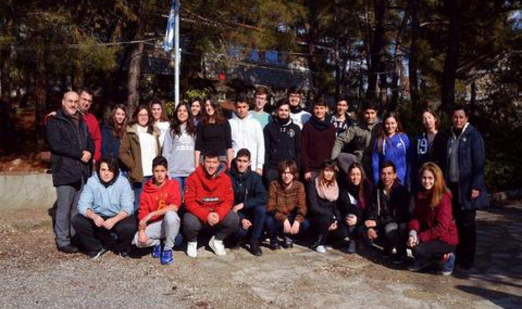 """Made in Greece ο """"Φαέθων""""- Μαθητές από την Καβάλα κατασκεύσαν καινοτόμο ανακλαστήρα για φθηνή ενέργεια στο σπίτι - Κυρίως Φωτογραφία - Gallery - Video"""