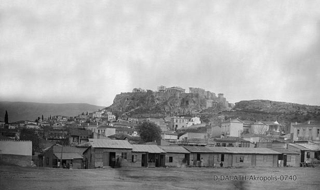 Vintage pics: Όταν η Αθήνα είχε ποτάμι & οι κυρίες πόζαραν με κρινολίνα στην Ακρόπολη    - Κυρίως Φωτογραφία - Gallery - Video