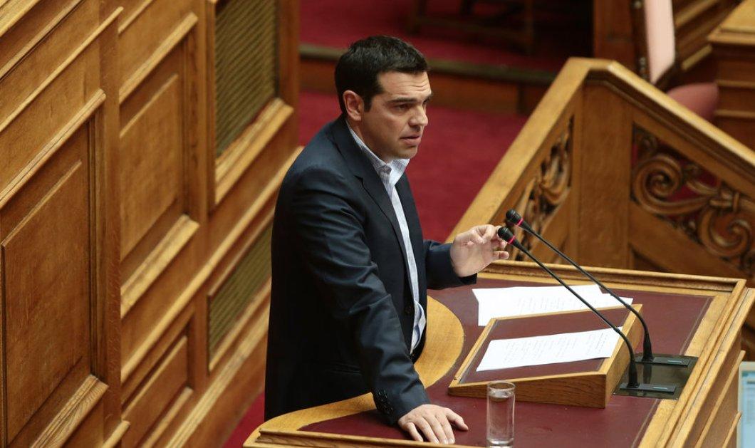 LIVE - Η ώρα του… Eurogroup στη Βουλή – Ο Τσίπρας απαντά στον Λεβέντη - Κυρίως Φωτογραφία - Gallery - Video