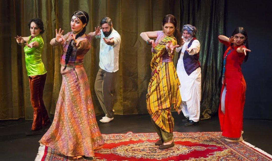 Μια υπέροχη παράσταση: «Με Κάρυ και Κύμινο» - Θέατρο Αγγέλων Βήμα - Κυρίως Φωτογραφία - Gallery - Video