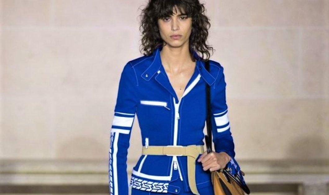 Η λαμπερή και αρχοντική νέα συλλογή του Louis Vuitton για το Φθινόπωρο - Χειμώνα 2018 - Κυρίως Φωτογραφία - Gallery - Video