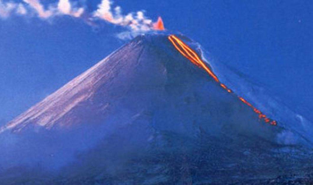 Παγκόσμια έκπληξη το ηφαίστειο που ξύπνησε για τα καλά στη Ρωσία μετά από 2,5 αιώνες! -Βίντεο - Κυρίως Φωτογραφία - Gallery - Video