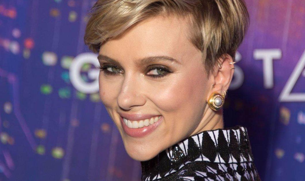 Made in Greece: Τα σκουλαρίκια Zolotas που έβαλε η Scarlett Johansson σε πρεμιέρα στο Παρίσι - Κυρίως Φωτογραφία - Gallery - Video
