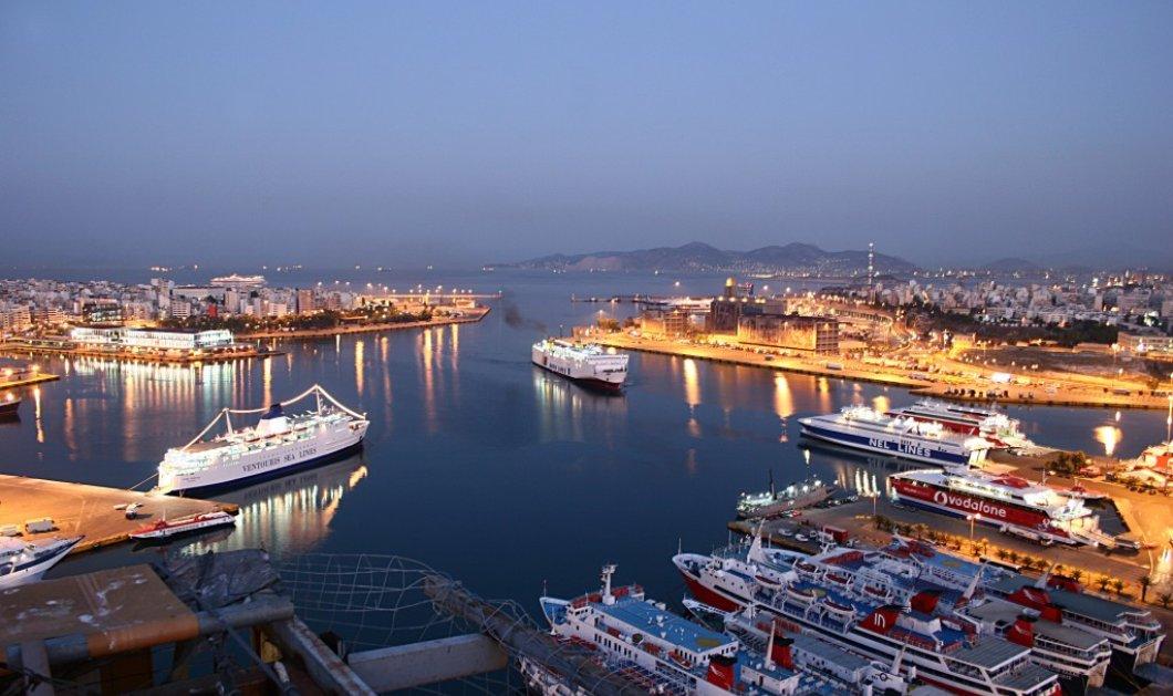 Good news: Στα 10 μεγαλύτερα λιμάνια της Ευρώπης ο Πειραιάς - Έβαλε χεράκι και η COSCO - Κυρίως Φωτογραφία - Gallery - Video