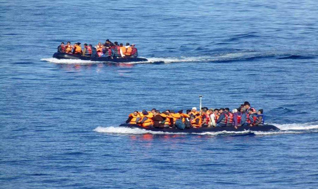 Η Άνοιξη μπήκε και μαζί της 566 νέοι πρόσφυγες σε 5 μέρες - Τι λένε οι αρχές  - Κυρίως Φωτογραφία - Gallery - Video