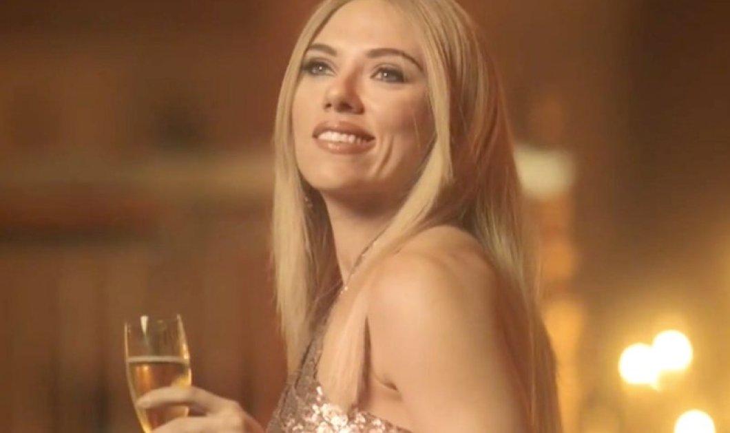 Βίντεο: Η Σκάρλετ Γιόχανσον σε ρόλο Ιβάνκα Τραμπ για αστεία τηλεοπτική εκπομπη  - Κυρίως Φωτογραφία - Gallery - Video