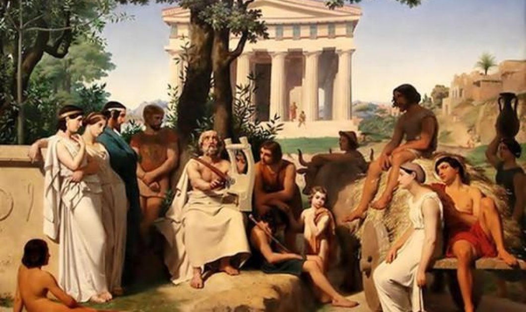 Greek Mythos: Ο υπόκοσμος στην Αρχαία Ελλάδα- τα πορνεία , οι λωποδύτες η βία και οι συμμορίες  - Κυρίως Φωτογραφία - Gallery - Video