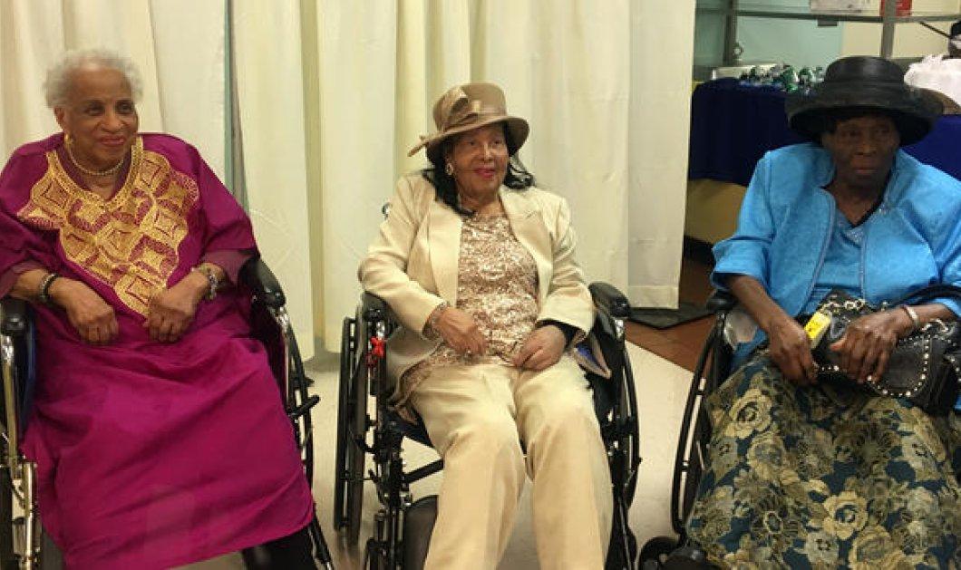 3 Top Women ετών 303 και οι 3 μαζί! Γιόρτασαν τα γενέθλια τους με χαρά - Φώτο, βίντεο - Κυρίως Φωτογραφία - Gallery - Video