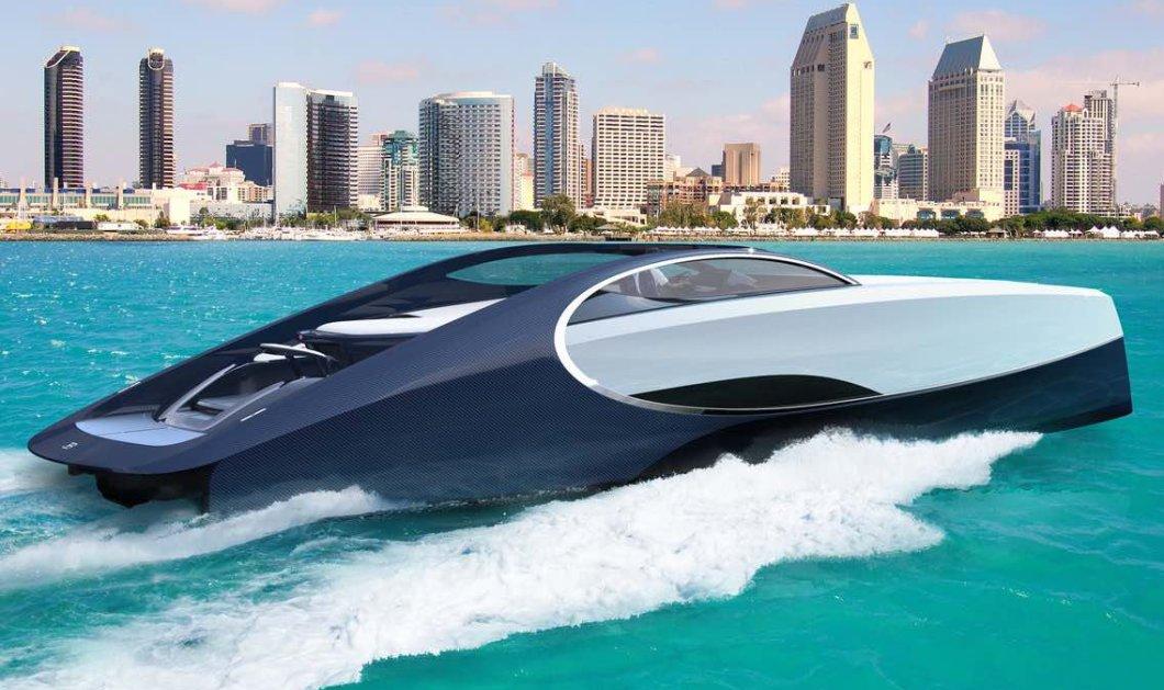 Φώτο: Το νέο ουάου γιοτ της Bugatti που θα ζήλευε μέχρι και ο James Bond  - Κυρίως Φωτογραφία - Gallery - Video
