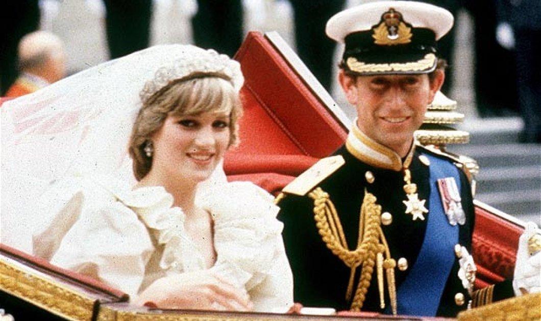 Η οδυνηρή νύχτα γάμου της Νταιάνας με τον Κάρολο - Τι είχε κάνει ο διάδοχος που την συγκλόνισε - Κυρίως Φωτογραφία - Gallery - Video