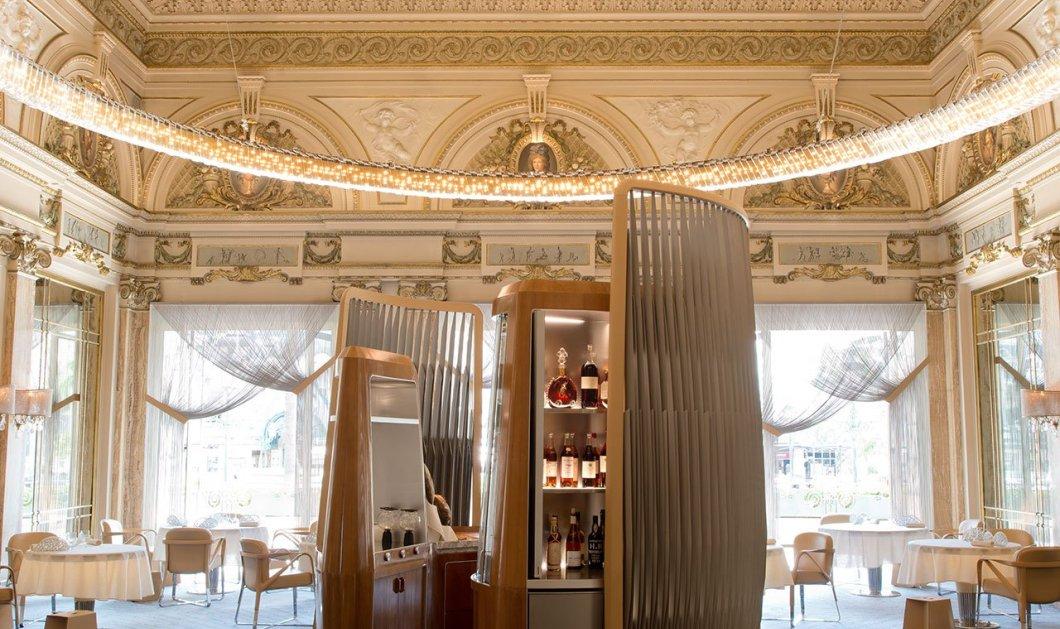 Πολυτέλεια και μεγαλοπρέπεια στο ιστορικό Hôtel de Paris του Monte Carlo – Νέο εστιατόριο από τον Alain Ducasse - Κυρίως Φωτογραφία - Gallery - Video