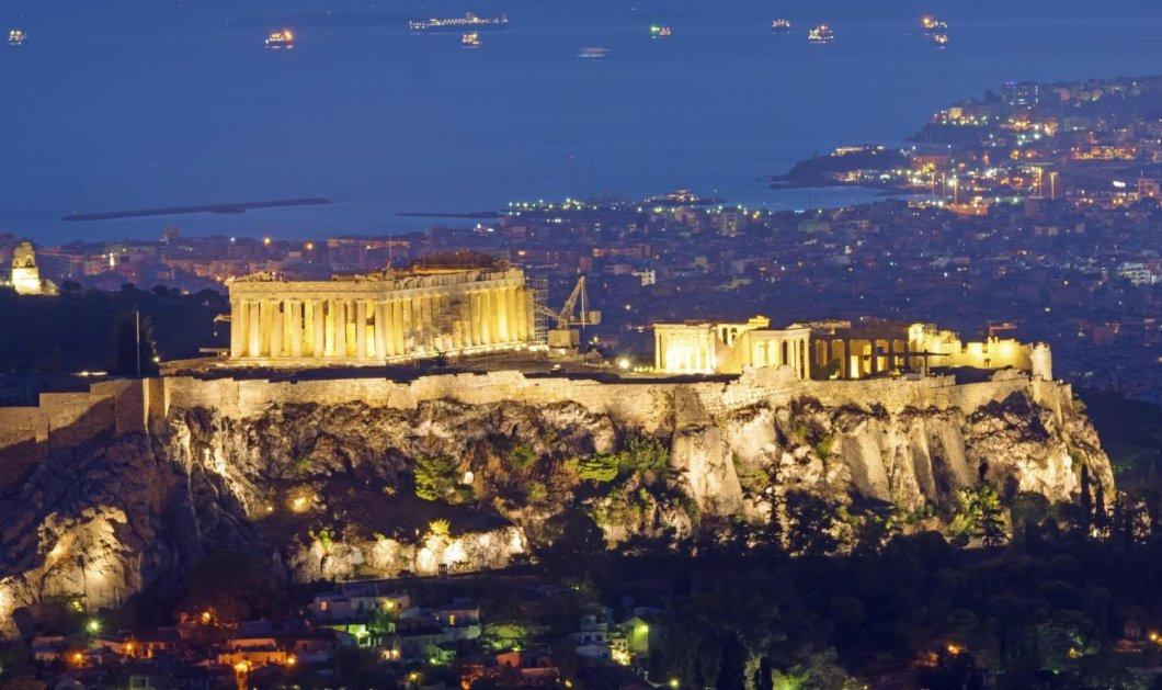 Η Ώρα της Γης: Απόψε σβήνουμε τα φώτα - Η Ακρόπολη, ο Πύργος του Άιφελ και όλα τα μνημεία κλείνουν το φως - Κυρίως Φωτογραφία - Gallery - Video