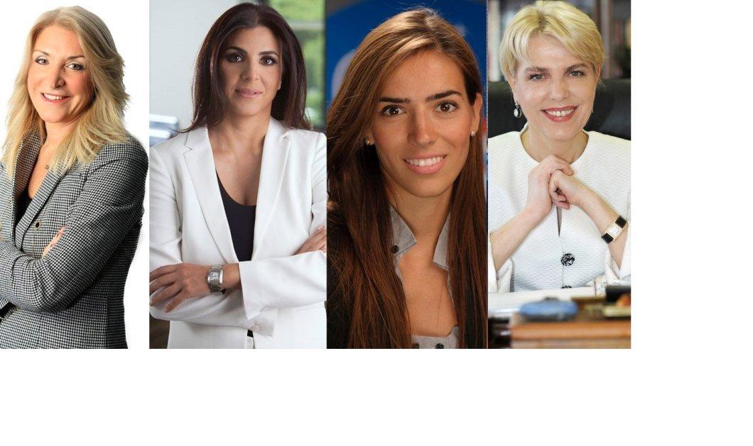 4 Top Women - 4 γυναίκες στην κορυφή των επιχειρήσεων μιλούν για τα όνειρα τους   - Κυρίως Φωτογραφία - Gallery - Video