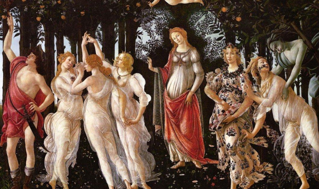 Greek Mythos: Ο μύθος της Άνοιξης με τον έρωτα της πανέμορφης πριγκίπισσας της Θράκης,  Φυλλίς για το γιο του Θησέα - Κυρίως Φωτογραφία - Gallery - Video