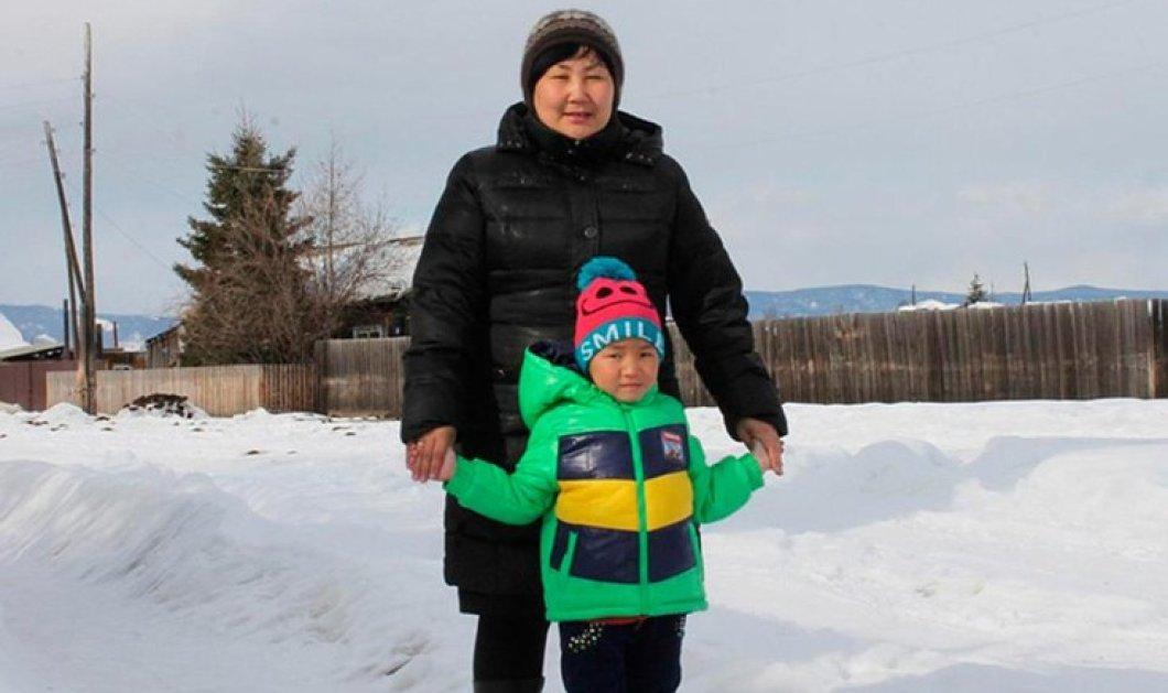 4χρονο κοριτσάκι αψήφησε τους λύκους για να σώσει την γιαγιά του- Περπάτησε 7 χλμ σε -33 στην Σιβηρία!  - Κυρίως Φωτογραφία - Gallery - Video