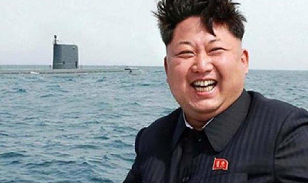 Ο Κιμ Γιονγκ Ουν θα απαντήσει με πόλεμο στις ΗΠΑ γιατί τον χλεύασαν ως χοντρό δύο γερουσιαστές (Φωτό) - Κυρίως Φωτογραφία - Gallery - Video