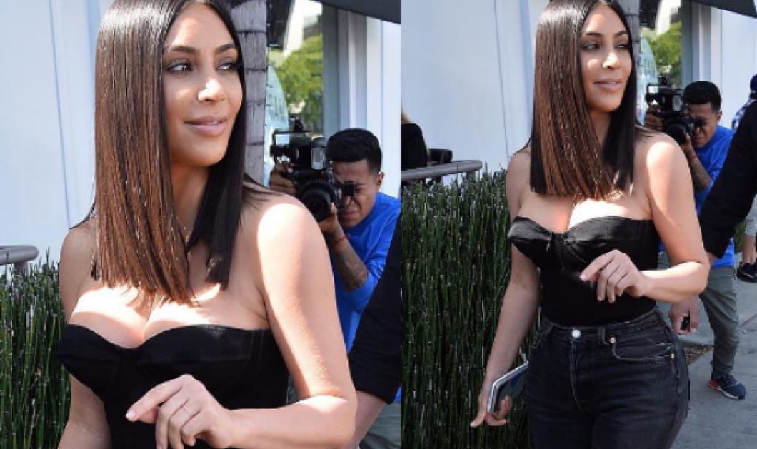 Το νέο κούρεμα της Kim Kardashian θα το λατρέψεις - Φωτό - Κυρίως Φωτογραφία - Gallery - Video