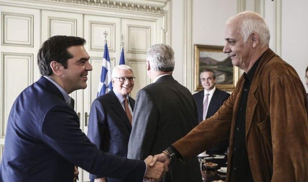 Ο Γιώργος Κιμούλης, νέος πρόεδρος στο Κέντρο Πολιτισμού Ιδρυμα Σταύρος Νιάρχος - Όλο το ΔΣ  - Κυρίως Φωτογραφία - Gallery - Video