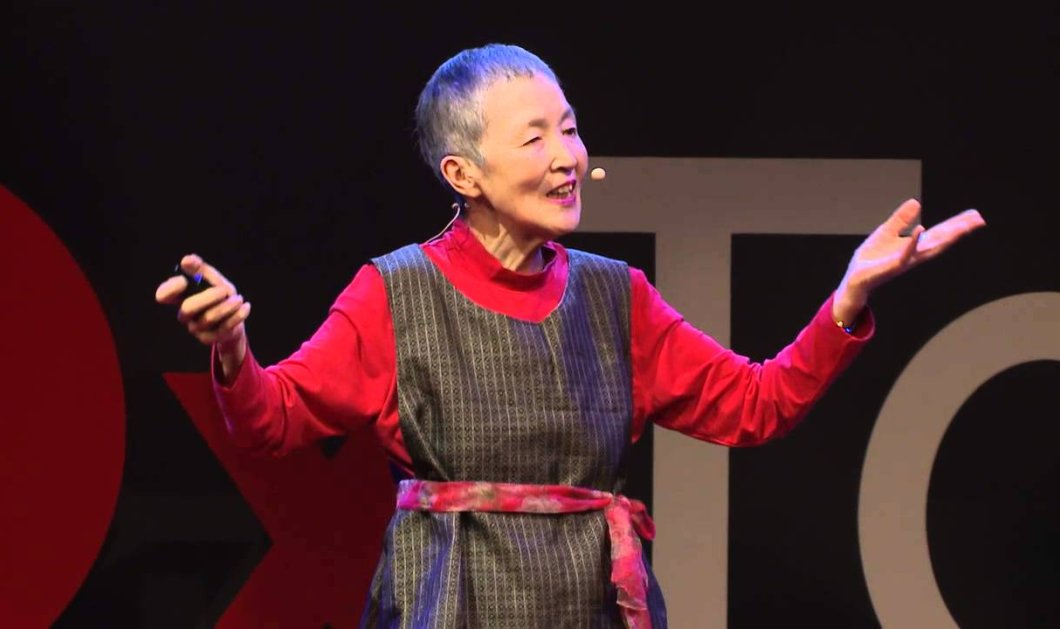 Top Woman η 81χρονη  Masako Wakamiya: Έφτιαξε παιχνίδι για iPhone! - Κυρίως Φωτογραφία - Gallery - Video