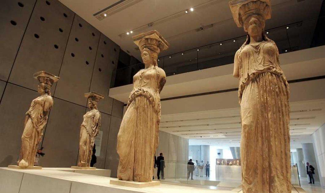 Το Μουσείο της Ακρόπολης γιορτάζει την επέτειο της 25ης Μαρτίου με δωρεάν είσοδο - Κυρίως Φωτογραφία - Gallery - Video